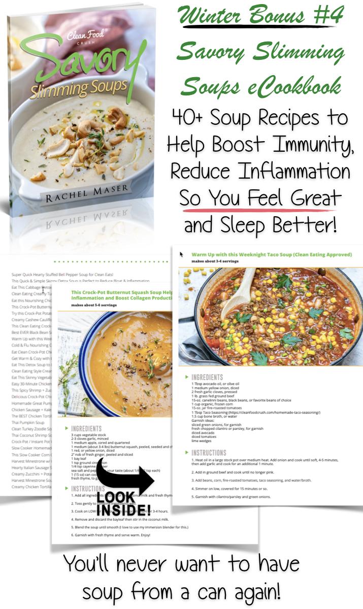 bonus savory slimming soups
